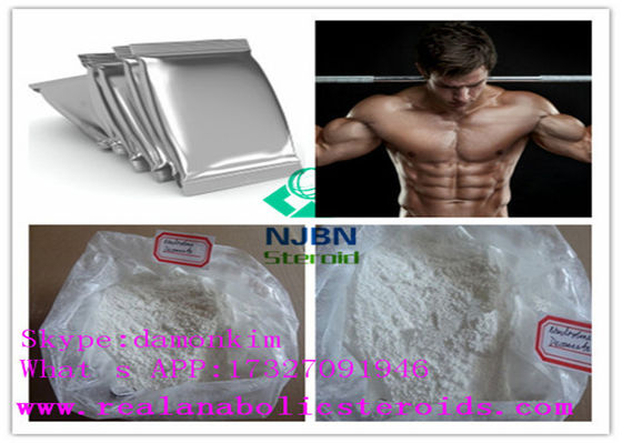 T3 Liothyronine Sodium Fat Stripping Steroids CAS 55-06-1 White Powder